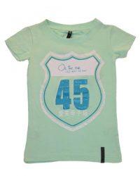 T-shirt - Freeze Mintgrøn 45