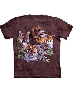 T-shirt - Mountain Big Five