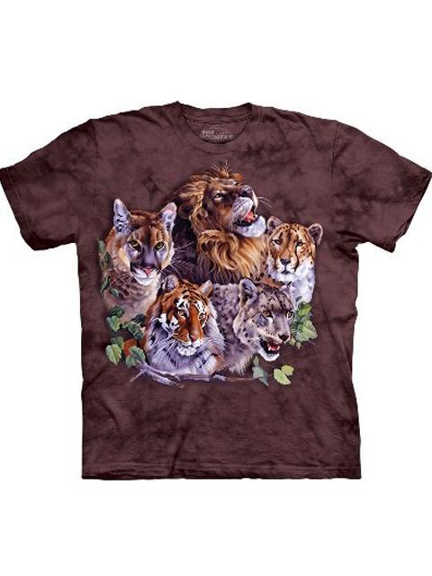 T-shirt - Mountain Big Five