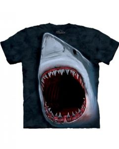 T-shirt - Mountain Shark Bite