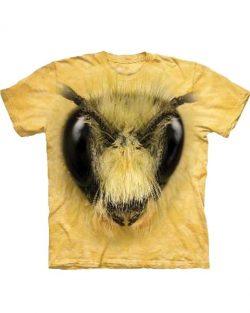 T-shirt - Mountain Bee Head