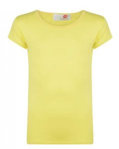 T-shirt - Minx Neon Yellow