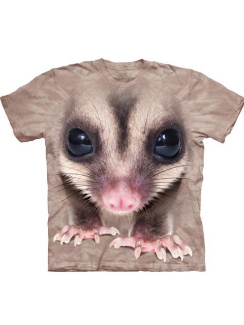 T-shirt - Mountain Sugar Glider