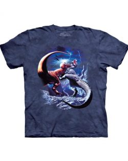 T-shirt - Mountain Fighting Rexes