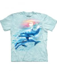 T-shirt - Mountain Dolphin