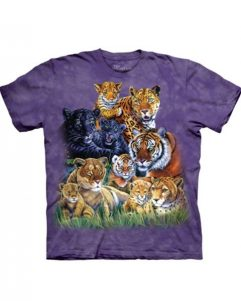 T-shirt - Mountain Mom n Cub