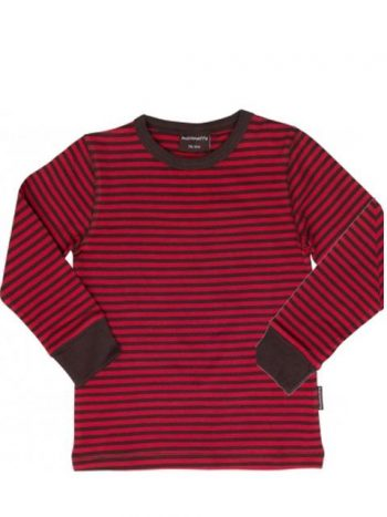 T-shirt - Maxomorra Red Str