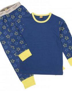 Pyjamas - Celavi Blå Stjerner
