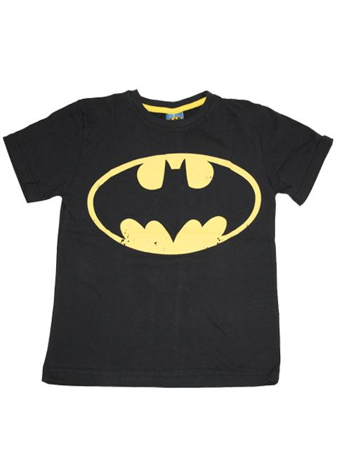 T-shirt - Batman Black