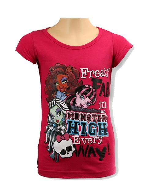 T-shirt - Monster High Pink