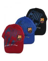 Cap - FC Barcelona Sort