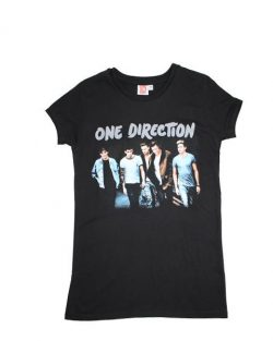 T-shirt - One Direction SS Black