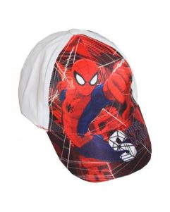 Cap - Spiderman Hvid
