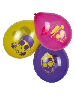 Fest balloner - Skulls