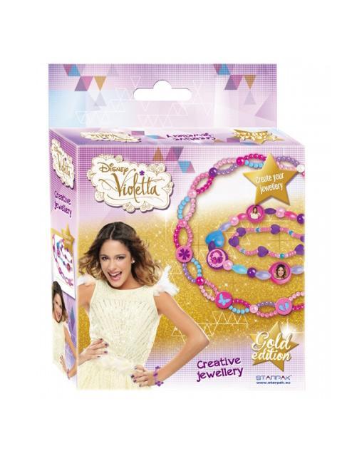 Lav selv smykker - Violetta