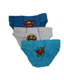 Briefs - Superman Logo 3pak