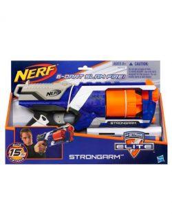 Nerf - Slam Fire 6 patroner