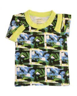 T-shirt - H.Remo Halløj
