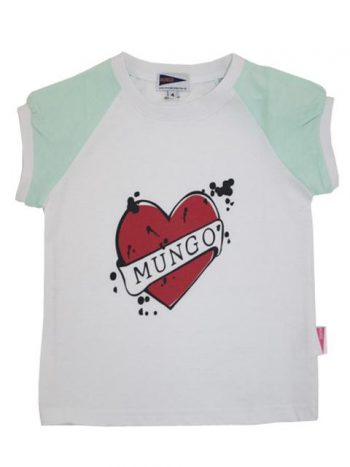 T-shirt - Mungo Mint