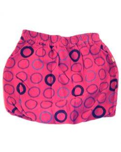 Nederdel - Petibom Pink ballon