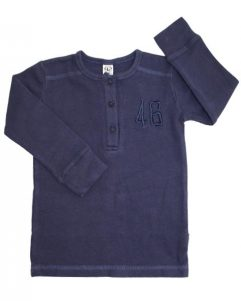 T-shirt - Pippi Navy no46