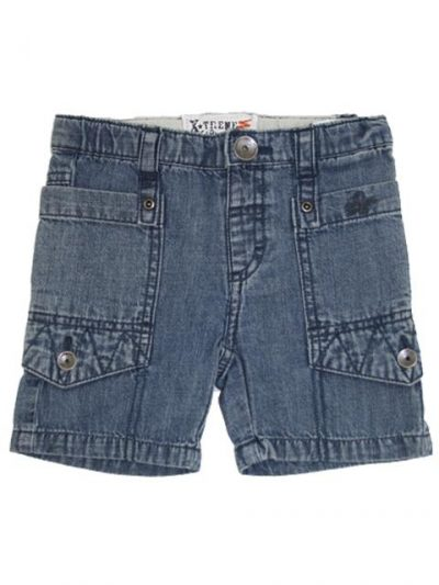 Shorts - Name It Peak Grey