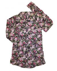 Skjorte - Freeze Flower