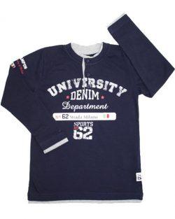 T-shirt - Fransa Kids University