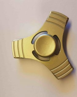 Finger spinner metal (Fidget spinner)